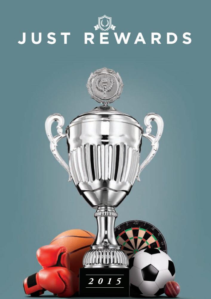 Just Rewards 2015 catalogue