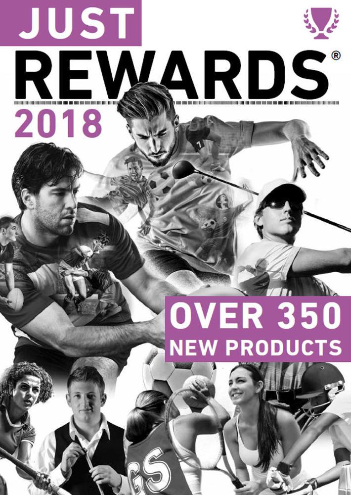 Just Rewards catalogue 2018