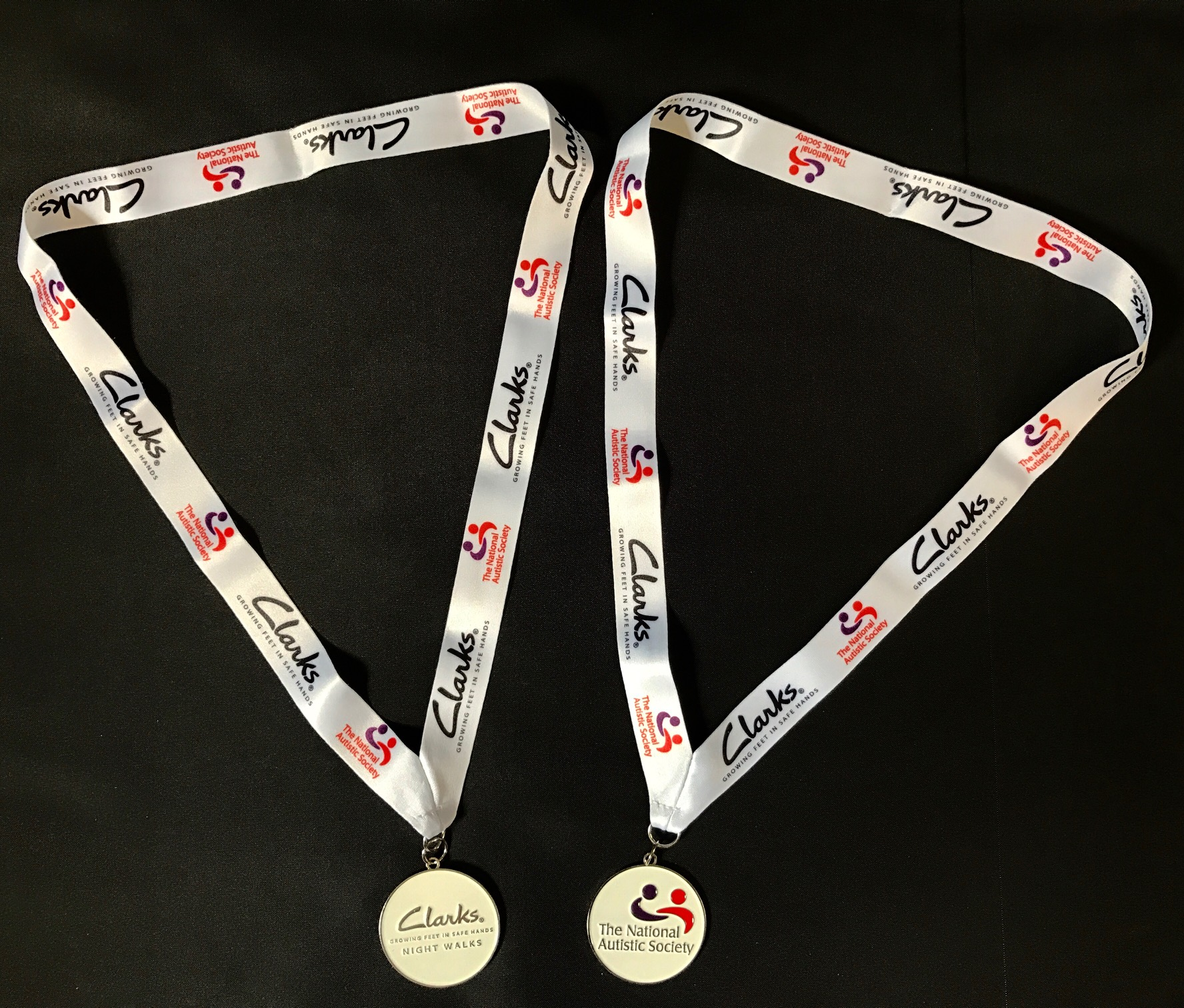 9. National Autistic Society Bespoke Medal 2